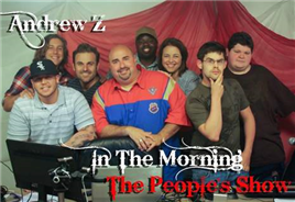 Donny P Presents The Andrew Z in the Morning Crew!