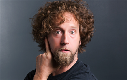 Cancelled - Josh Blue