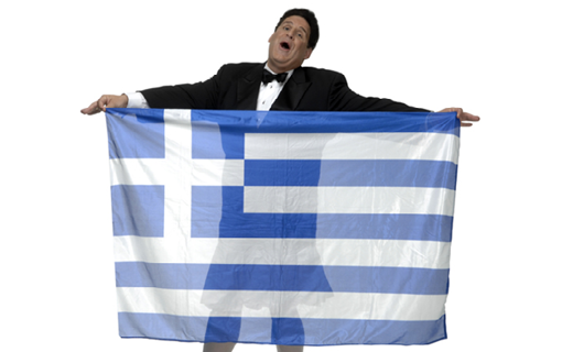 "BASILE'S Greek Comedy Show ""Growing Up Greek In America"" ALL AGES…"