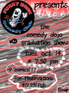 The Comedy Dojo Graduation Show