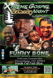 Xtreme Gospel Comedy Showcase