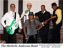 The Michelle Anderson Band